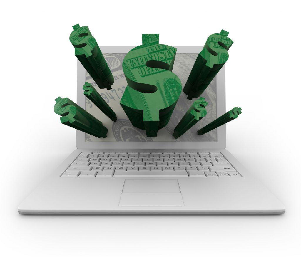 Cash Loans from Computer