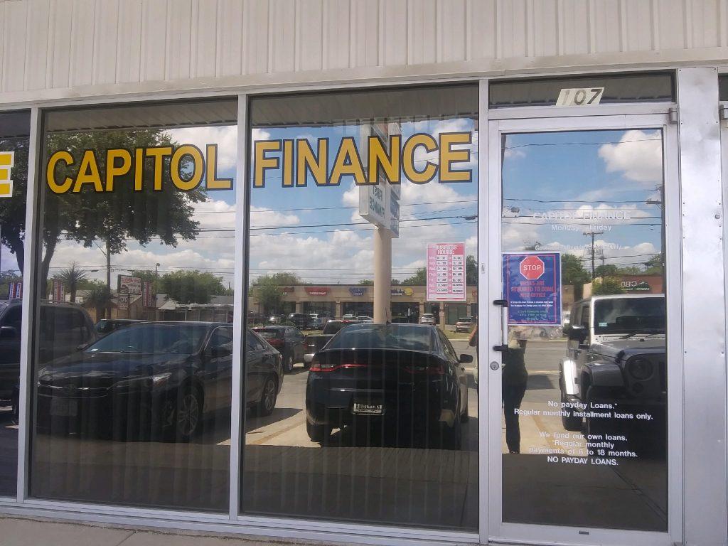 CApitol Finance