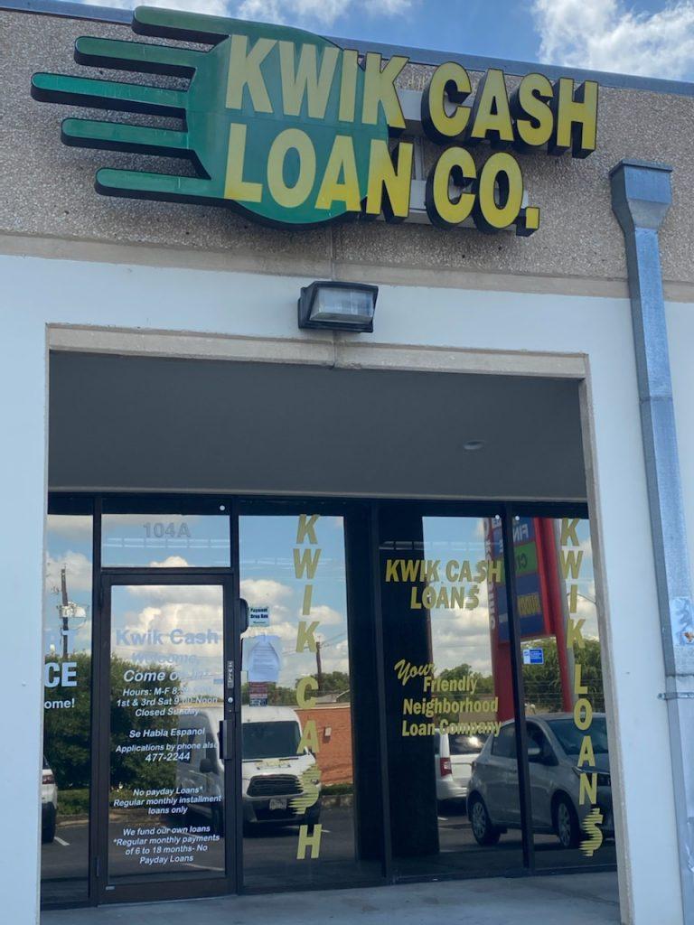 Kwik Cash Loans
